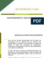 Plantas de Petroleo y Gas