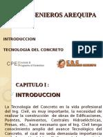 Tecnologia Del Concreto Introduccion