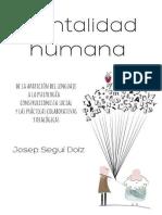 Mentalidad humana - Josep Segui Dolz.epub