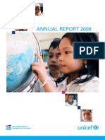 UNICEF Annual Report 2009