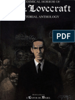 Cosmical Horror of HP Lovecraft