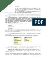 Guidewire Datamodel Sample Doc