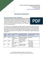 vocabularyunpackedfreddyhiebertbrief 102114