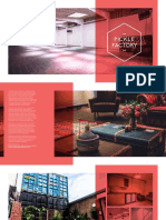 The Pickle Factory Brochure