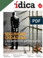 SEGURIDAD CIUDADANA Y LOS BENEFICIOS PENITENCIARIOS