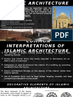 Islamic Architecture Presentation