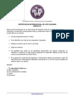 Cuestionario de Arquetipo ILC