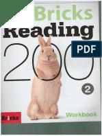 Bricks Reading 200 Workbook Level 2