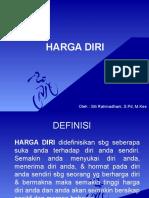 HARGA DIRI