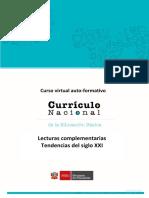 Lecturas Complementarias - Tendencias Del Siglo XXI