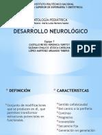 Desarrollo Neurologico Pediatria 1