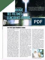 La Pathologie Des Victimes d'Incidents Ovniens