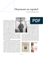 Joris-Karl Huysmans en Español Art