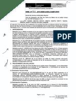 Resolución de la mineria Pachapaqui