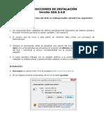 Instrucciones Version Sua 348