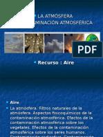 Ciencias del Ambiente - AIRE y su CONTAMINACION