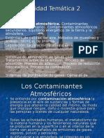 Contaminacion del AIRE II