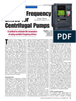 Analyzing Centrifugal-Pump Circuits