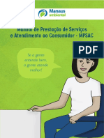 CARTILHA MPSAC Manaus Ambiental