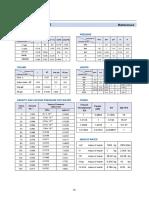 EBARA Reference Data