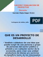Presentacion de Formulacion de Proyectos