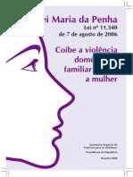 Lei Maria Da Penha (Livro)