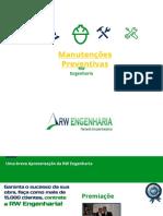 RW Engenharia Manutenção Preventiva Em Gas