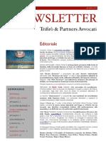 Newsletter T&P N°37