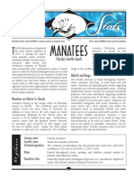 Sea Stats - Manatees