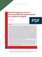 Towards Integration Al Last