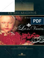 A Lei dos Varoes - Maurice Druon.pdf