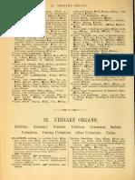 HOMEOPATIA, Urinary Organs, Repertorio