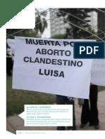 Rosenberg Schwartsman La Campania Por El Aborto