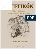 Isaias de Gaza Ascetikon