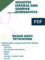 Industri Petrokimia Dan Dampak Lingkungannya