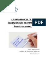 García_ Sierra_tania_s1_ti1_ La Importancia de La Comunicación Escrita en El Ámbito Laboral