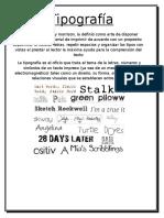 Tipografía..docx
