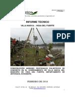 Informe e.s. Puente Villa Nueva