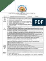 Ficha de Planejamento de Aula
