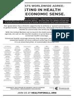 Uhc Economists Declaration