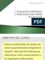 Clase Audiometria Basica Pca