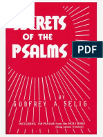 Godfrey Selig Secrets of the Psalms