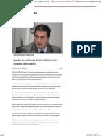 21-02-7 Aprueban en Comisiones a Gerónimo Gutiérrez Como Embajador de México en EU - Proceso