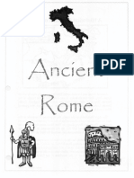 Rome Booklet