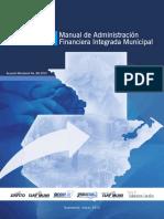 Mafim - Manual de Administración Financiera Integrada Municipal