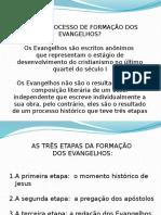 Processo de formação dos Evangelhos