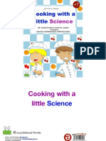Cooking With a Little Science English