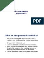 nonparametric procedure