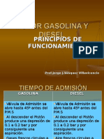 Motor Gasolina y Diesel