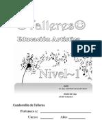 Manual Musical Nivel 1 Talleres